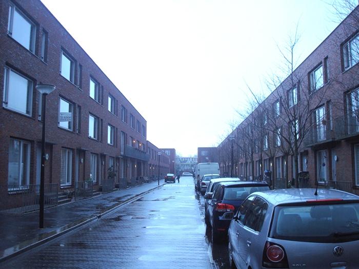 Korianderstraat, Amsterdam Zuidoost