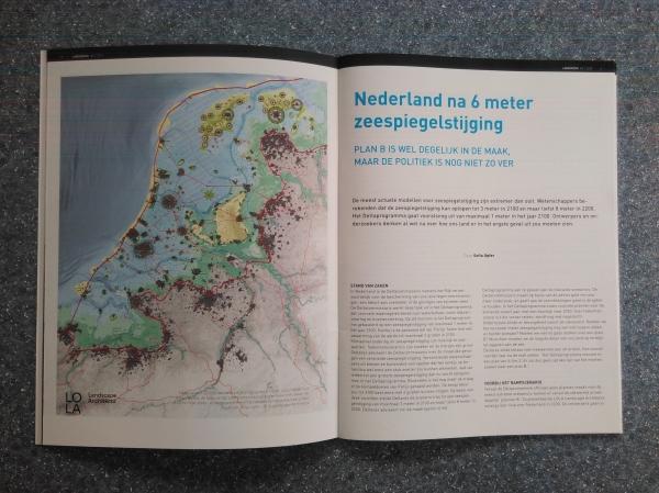 Landwerk-zeespiegelstijging