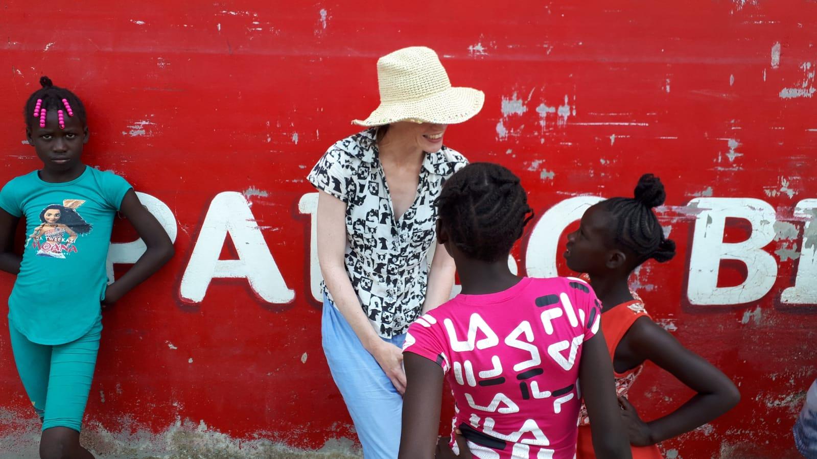Sofia Opfer Atjoni Suriname